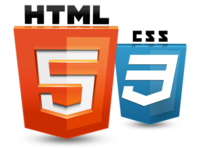 Logo formation html5-CSS3